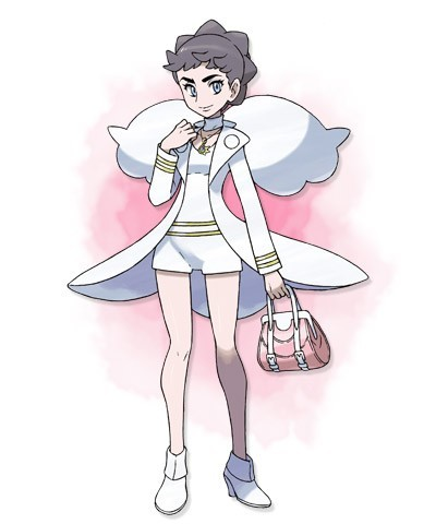 Meet Diantha! (Photo Credit: Pokemon Official)