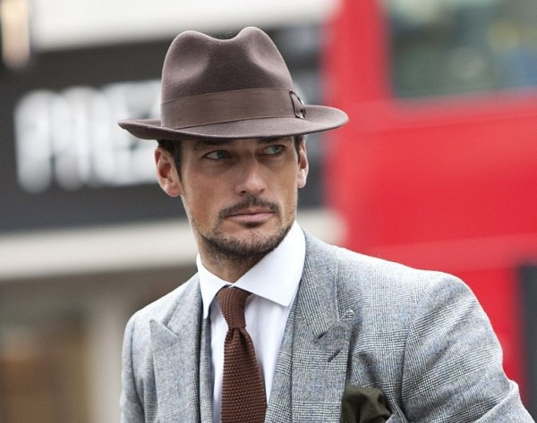 David James Gandy 2013: World's Male Supermodel Featured In 'Escapism' Short Film By Jaguar, Fashion Icon Drives 'Most Fabulous Cars In Automotive History' [VIDEO]