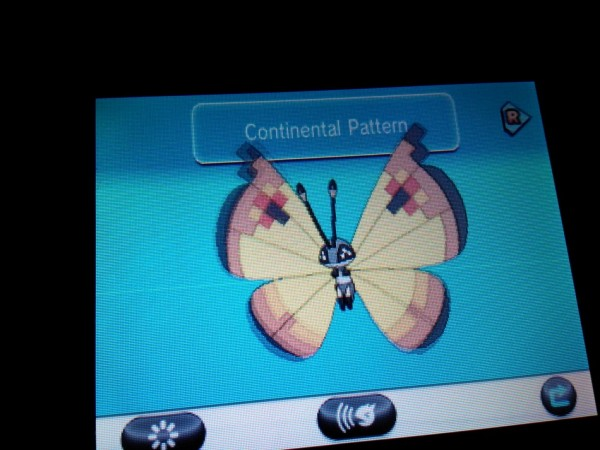 Vivillon! (Photo Credit: Twitter)
