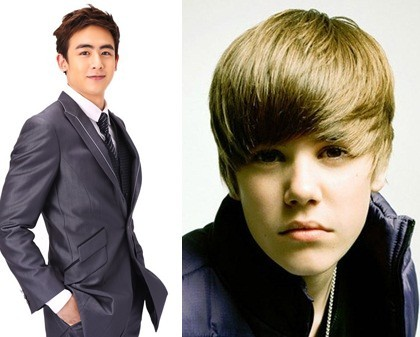 "2PM's Nichkhun ""Justin Bieber Born to Be a Star"""