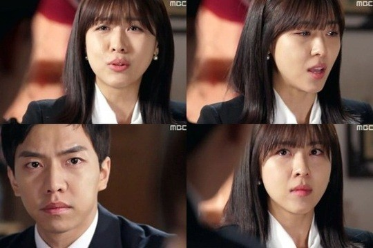 'The King 2 Hearts' Ha Ji Won Coldly Tells Lee Seung Gi 'Go Back'