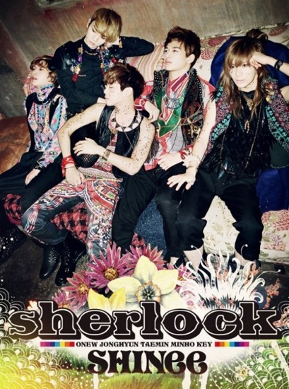 SHINee Release Japanese 'Sherlock' Music Video