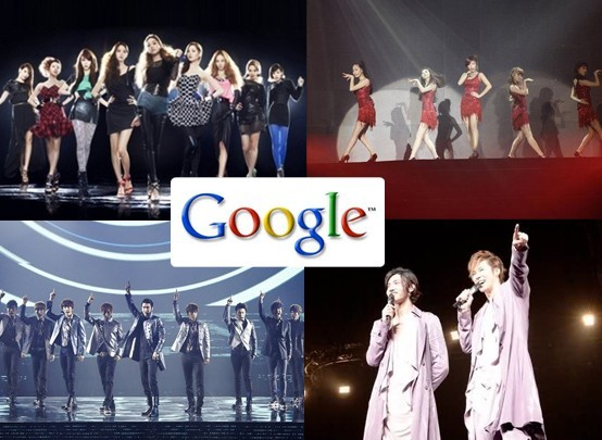 SNSD, Super Junior, TVXQ, Wonder Girls to Perform at Google Head Quarter in US