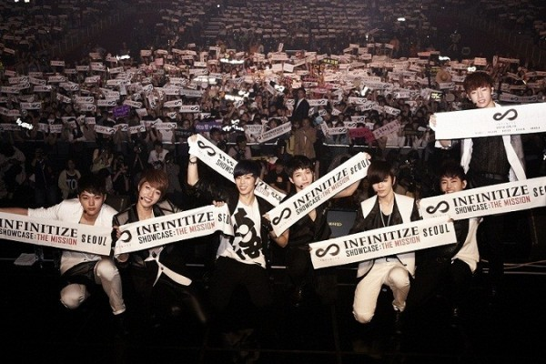 INFINITE to Release Showcase 'THE MISSION' DVD in Japan This July