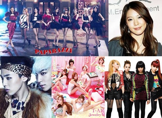 SPIN magazine Selects Top 21 K-Pop Songs of All Time