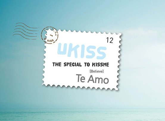 U-KISS Digital Single 'Te Amo' Released