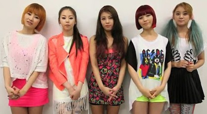 Wonder Girls Video Greetings of 2nd Mini-album 'Wonder Party'