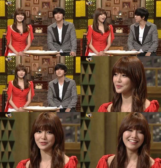 "Girls' Generation's (SNSD) Sooyoung Mistake, ""Television"" Laughs Shly After Yoon Do Hyun's Correction"