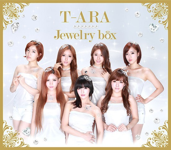 T-ARA's 'Jewelry Box' Ranks #2 on Oricon Album Chart