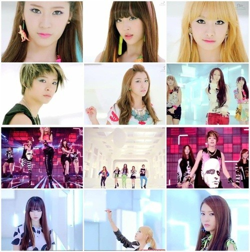 f(x) Releases 'Electric Shock' Teaser! 'Beauty Shock'