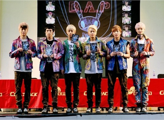 B.A.P Asia Showcase Tour in Just 5 Months After  Debut