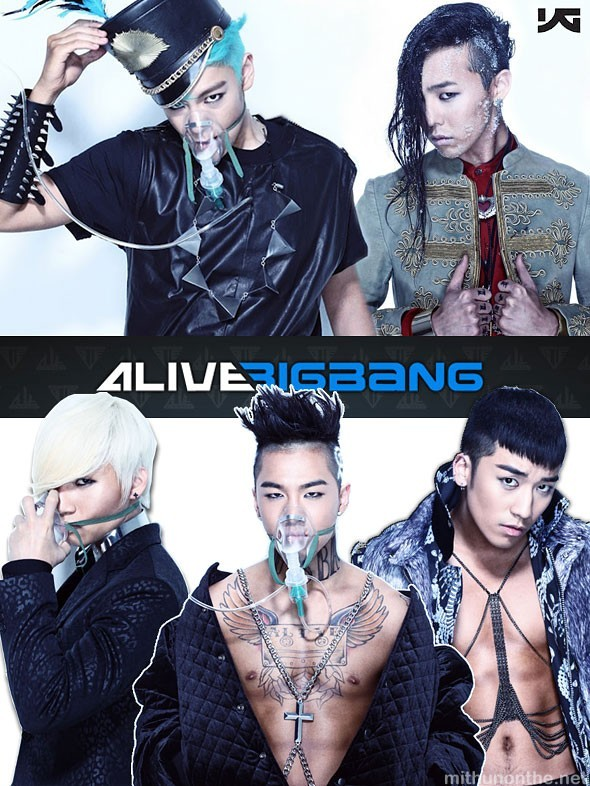 "Big Bang Takes Over the Record Sales by the Storm ""Almost at 500,000"""