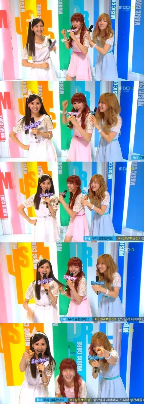Girls' Generation (SNSD) Tiffany Makes A Mistake, INFINITE as '7 Girls'?