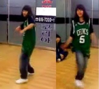Suzy Middle School Days, A Hip-Hop Girl?