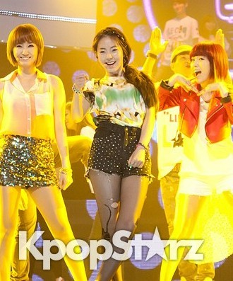 Wonder Girls Achieving Wondrous Results on Music Programs