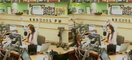 Yoo In Na Acknowledges Her Relationship with Ji Hyun Woo on Radio