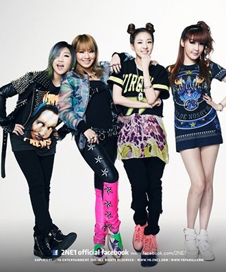 2NE1 Announces Los Angeles and New Jersey as World Tour Stops