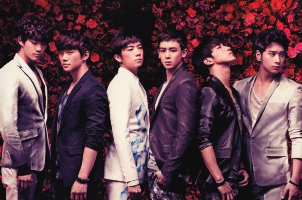 2PM's Japanese Single 'Beautiful' Release in Korea