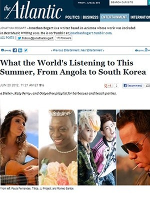 Girls' Generation (SNSD) And JJ Project, 'Summer Songs You Must Listen To'