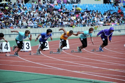 Idol Athletic Championship, 'Olympic Special' Including Archery