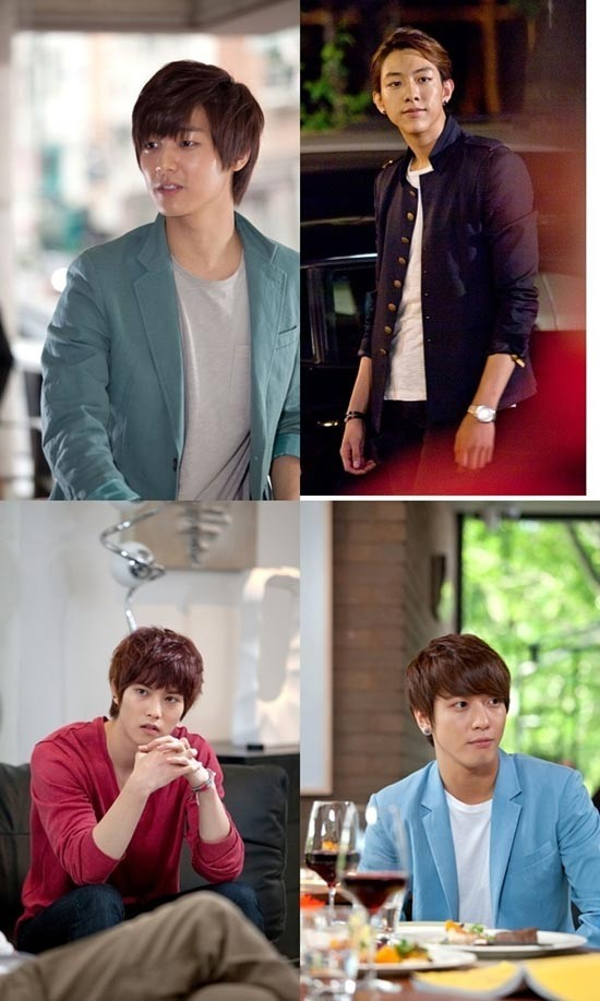CNBLUE's Teamwork for Drama Cameo Roles