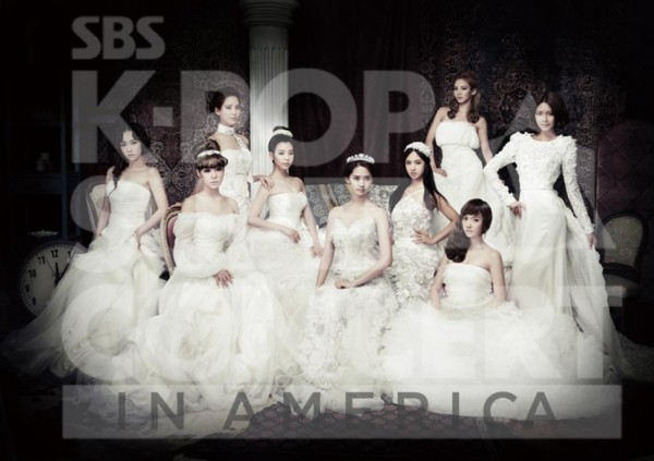 Girls' Generation (SNSD) Introduction Video of 'SBS K-Pop Super Concert in America'