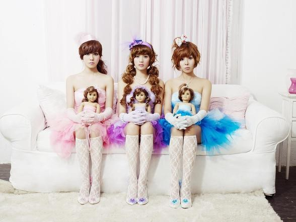 Orange Caramel To Release Japan Single in September!
