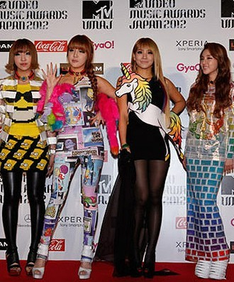 Billboard's 'The Beat' Covers 2NE1 Debut on K-Pop Hot 100