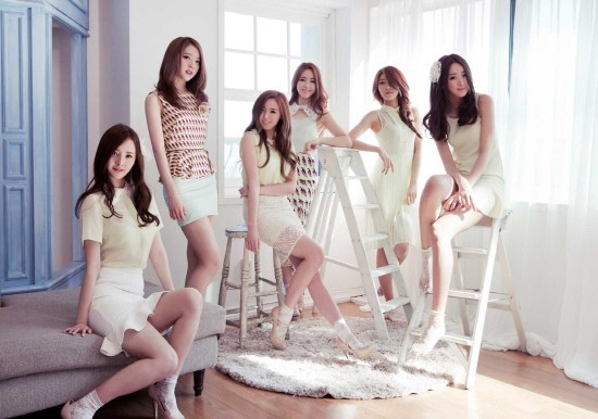 Dal Shabet Concludes Promotion of First Studio Album, Comeback in Winter