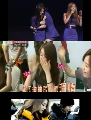 T-ARA Jiyeon and Hwayoung Hugging, 'Bullying Explanation Video' Revealed!