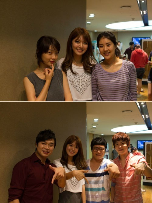 Girls' Generation (SNSD) Sooyoung Spotted at 'Comedy Big League 3'