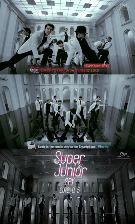 Super Junior 'Sexy, Free & Single' Sells Over 200,000 Copies!