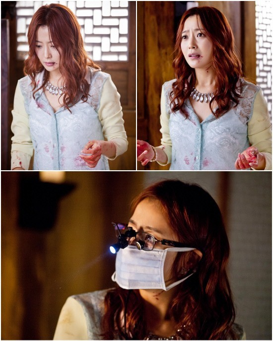 "New Drama 'Faith' Kim Hee Sun, ""I'm Now at the Age Where I Should Work on My Face"""