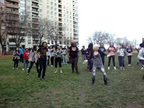 Chicago SMTOWN Flash Mob from 2011