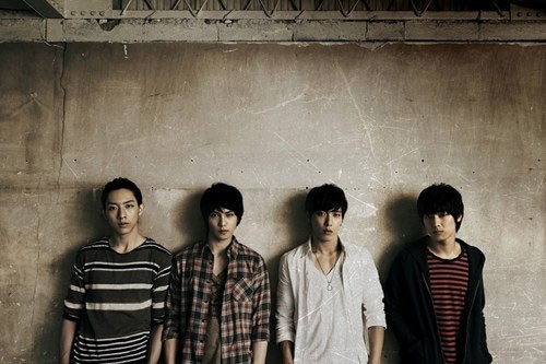 CNBLUE Ranks 5th on Japan Oricon Single Weekly Chart