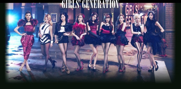 Girls' Generation (SNSD) To Release Japanese Single on September 26
