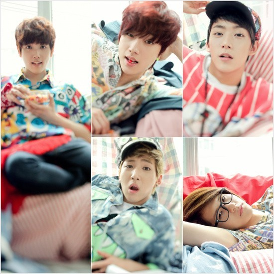 B1A4 To Hold First Solo Concert in Korea This December