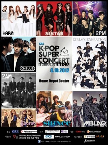 K-Pop's Popularity in the U.S. is False? Concerts Canceled because Tickets Aren't Selling Out