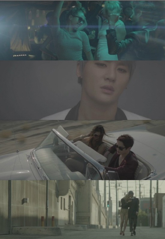 Junsu Reveals 2nd 'UNCOMMITTED' Music Video Teaser!