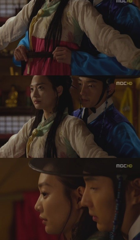 'Arang Magistrate' Lee Junki and Shin Mina Falls In Love