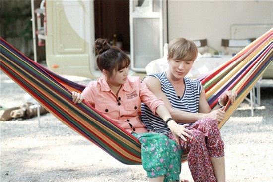 "Super Junior Leeteuk Films Last Episode of ""We Got Married"""