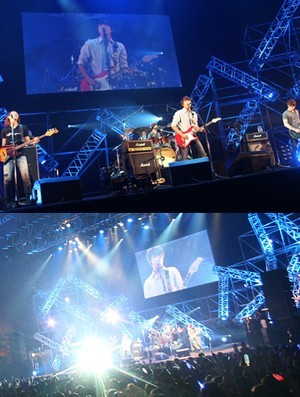 CNBLUE Holds Event with Fans to Commemorate Successful First Japan Album!