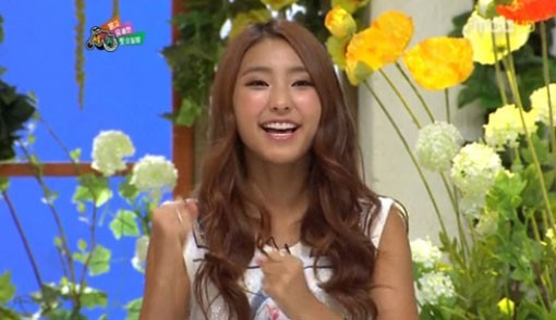 "Bora's Secret For Her Skin ""Frequent Outdoors Filming Caused A Natural Tan"""
