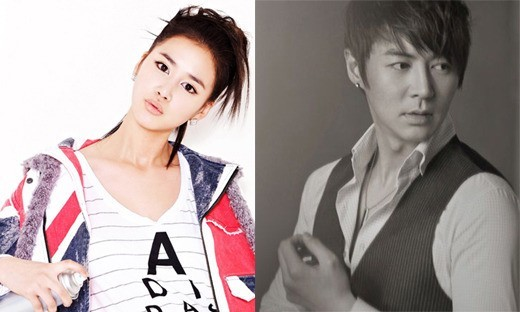 Shinhwa Junjin and Spica Park Joo Hyun Reveal that they are in a Relationship