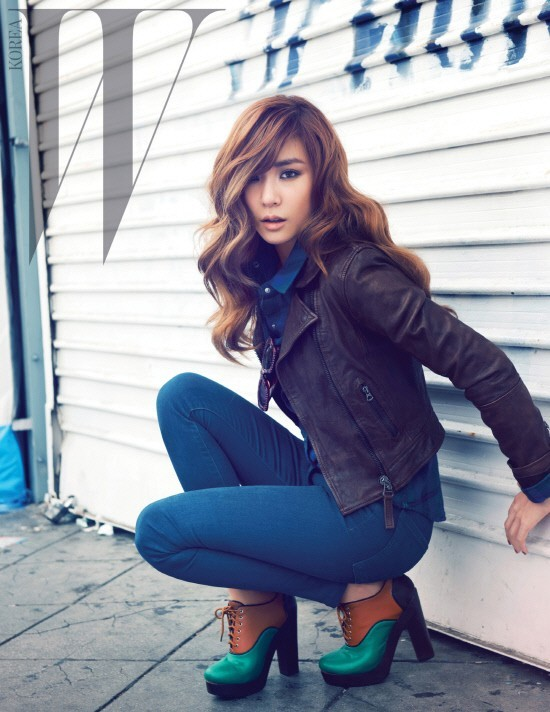 tiffany fall denim photo shoot