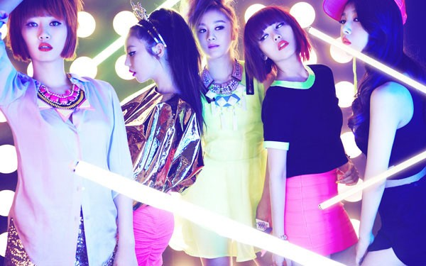 Wonder Girls To Hold A Concert With 92.3 Now!