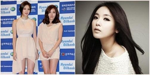 Davichi and Hong Jin Young Leave Core Contents Media