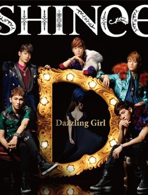 SHINee New Japan Single 'Dazzling Girl' Ranks Number 2 on Oricon Chart for 2 Days