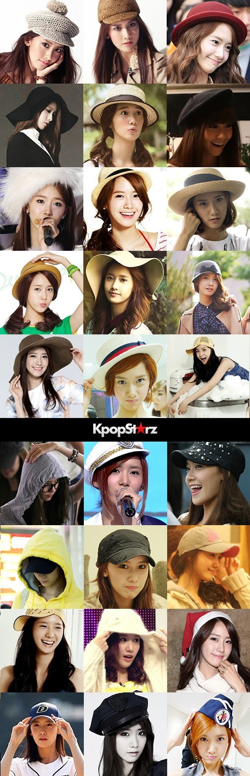 SNSD Yoona's Favorite Fashion Item: Explore Yoona's Collection of Hats and Caps