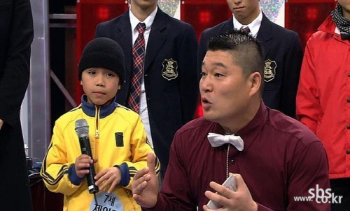 kang ho dong returning through star king